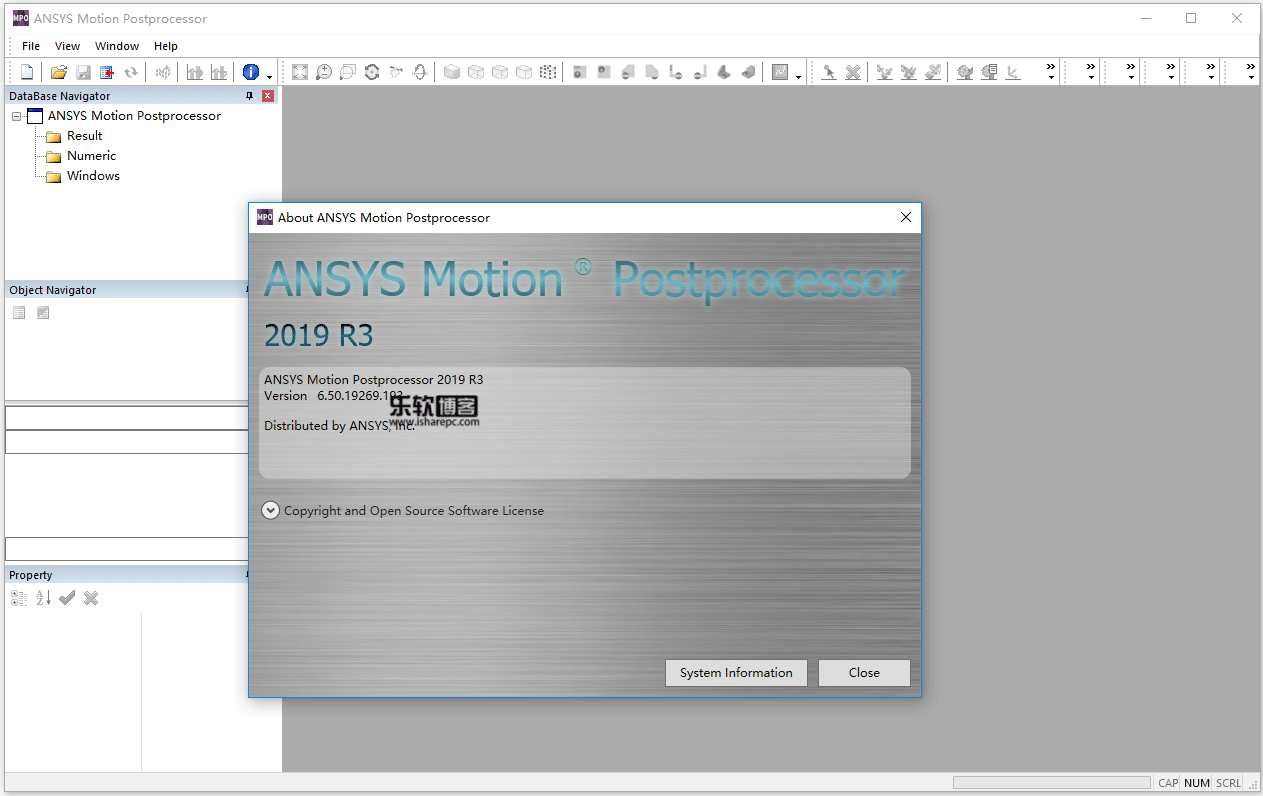 ANSYS Motion 2019R3破解版