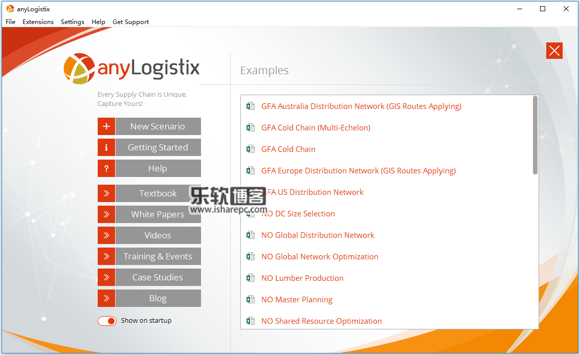 Anylogistix Studio 2.9.1.201901241346破解版