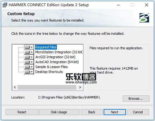 Bentley Hammer Connect Edition Update 2 v10.02.02.06