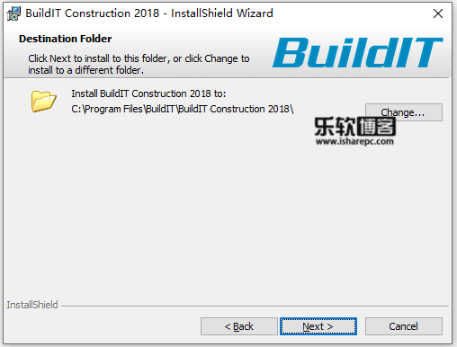 BuildIT Construction 2018.0
