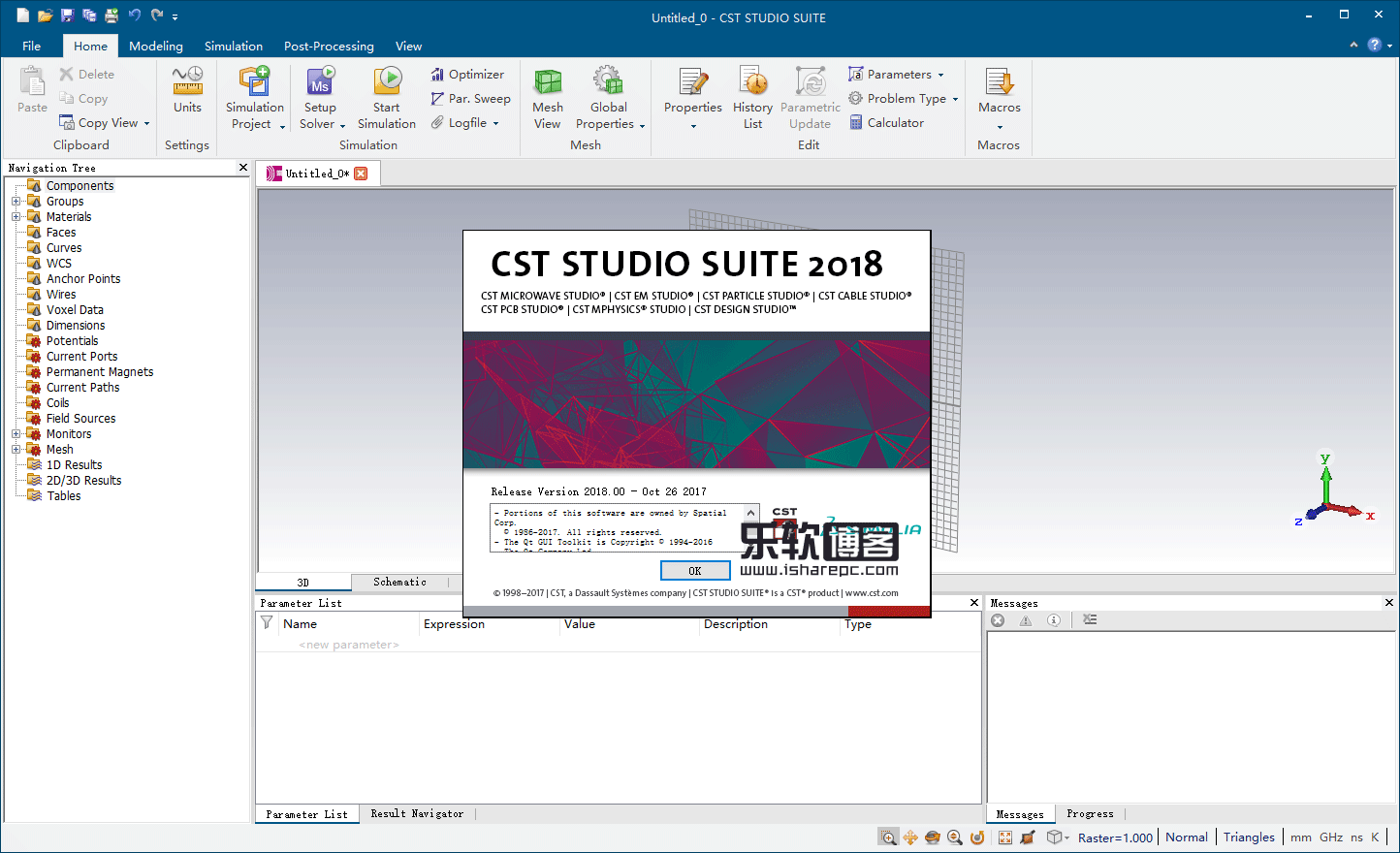 CST STUDIO SUITE 2018 Crack破解