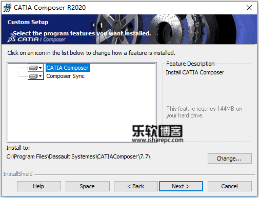 DS CATIA Composer R2020