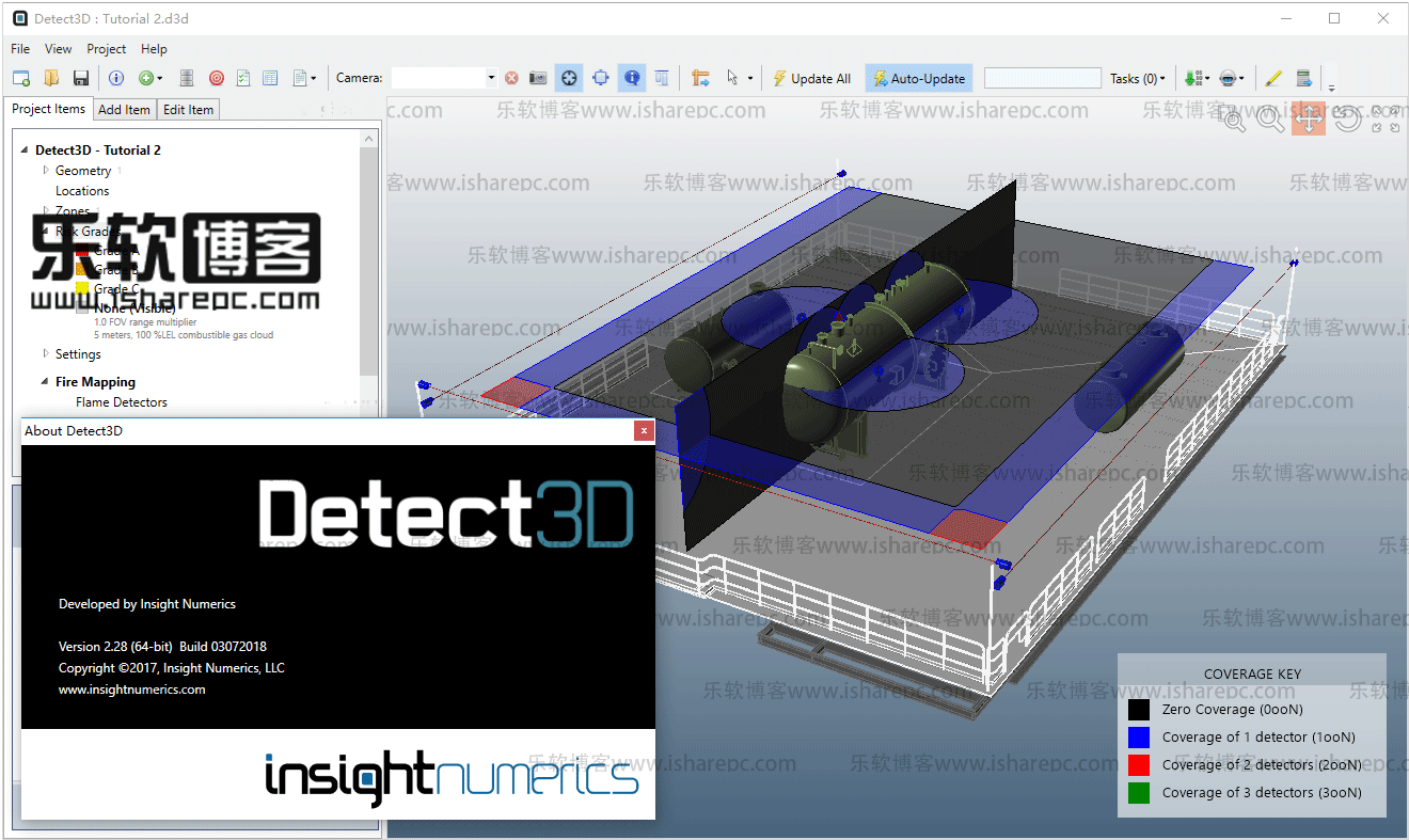 Insight Numerics Detect3D v2.28破解版