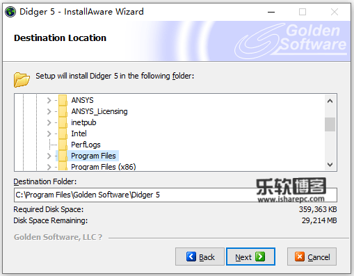 Golden Software Didger v5.12