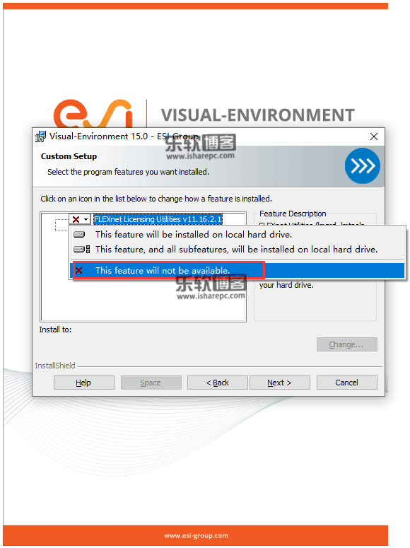 ESI Visual-Environment 15.0
