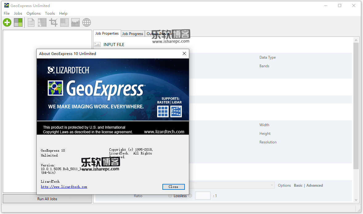 Extensis GeoExpress Unlimited v10.01破解版