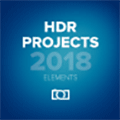 Franzis HDR projects 2018 elements v6.64.02783破解版