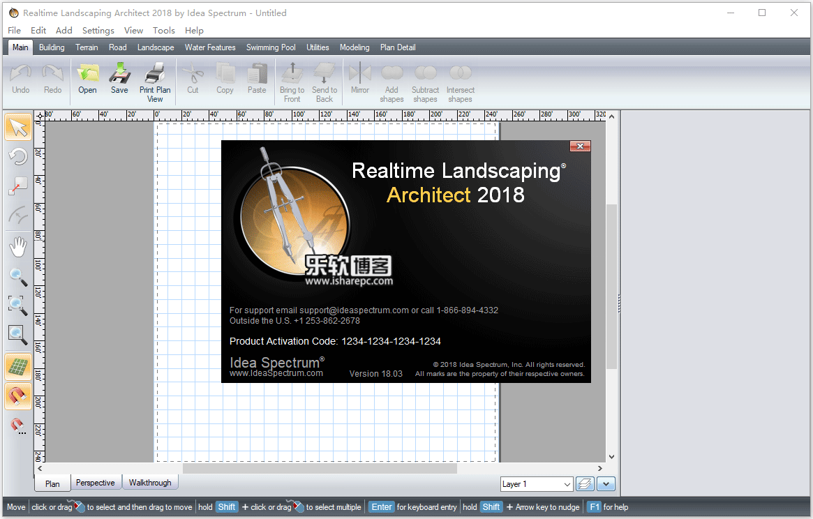Realtime Landscaping Architect 2018 v18.03破解版