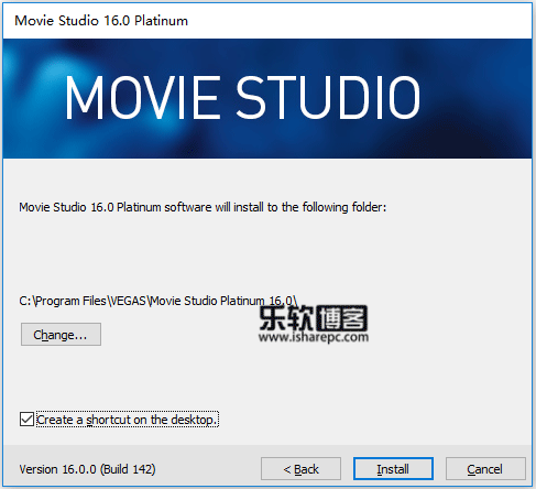 MAGIX VEGAS Movie Studio Platinum 16.0