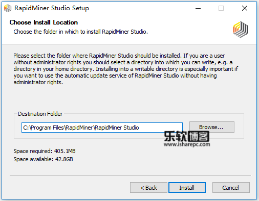 RapidMiner Studio Developer 9.6.0