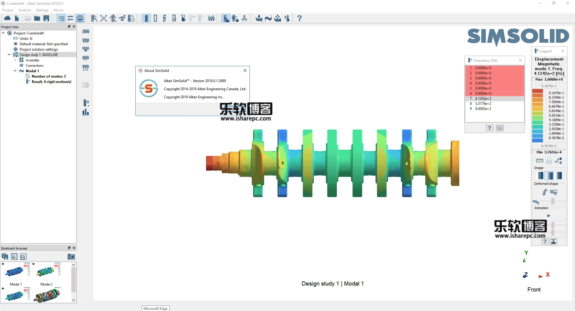 Altair SimSolid 2019.0.1.2680破解版