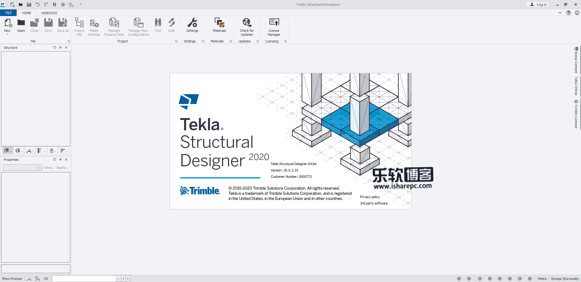 Tekla Structures Design Suite 2020