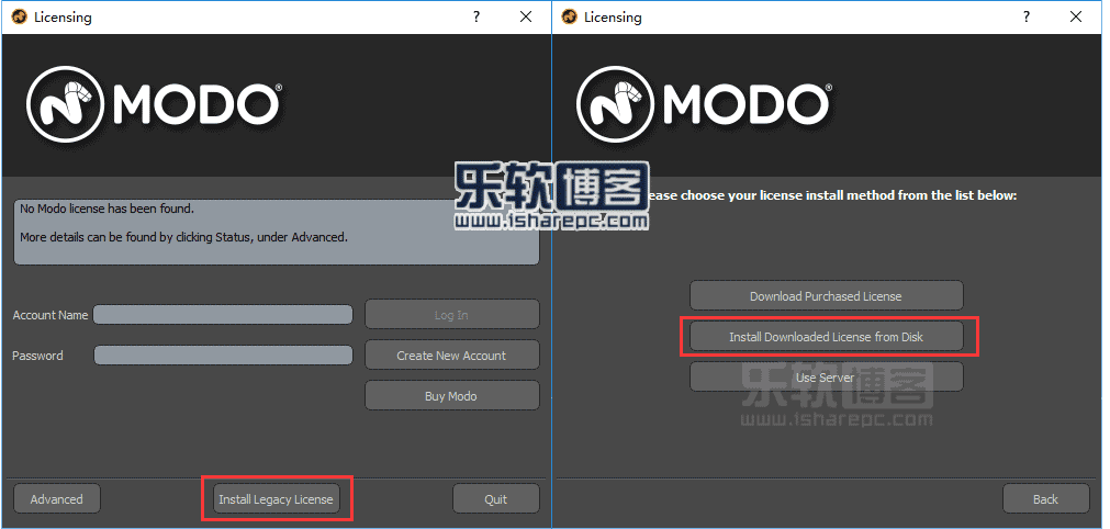 The Foundry MODO 13.0v1许可