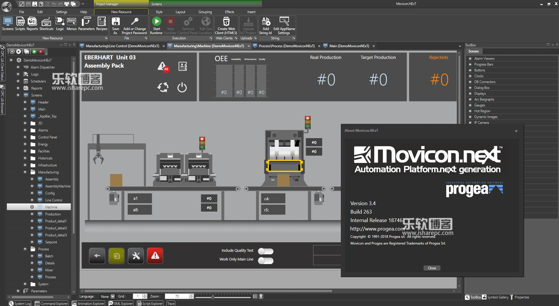 Movicon.NExT 2019 v3.4破解版