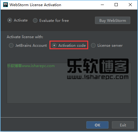 JetBrains WebStorm 2018.2.1破解激活